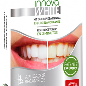 innovawhite kit de limpieza dental