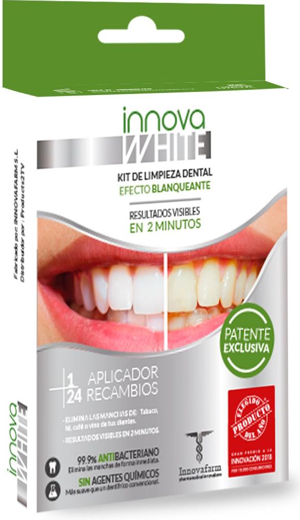 innovawhite kit de limpieza dental